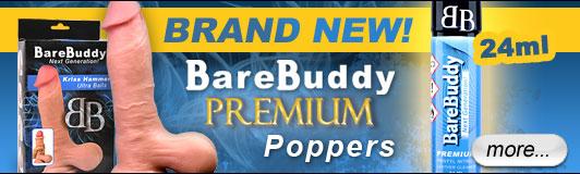 BareBuddy Poppers