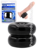 Push Energy Balls - Double Fat Donut Stretcher