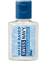 Swiss Navy (Wasserbasis) 20 ml