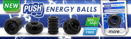Push Energy Balls