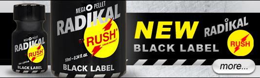 Radikal Rush Black Label